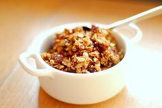 Clavel's Cook: A minha granola