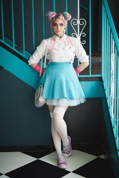 Resultado de imagem para harajuku editorial de moda Harajuku, Candy Colors, Kawaii, Style, Fashion, Fashion Editorials, Swag, Moda, Fashion Styles