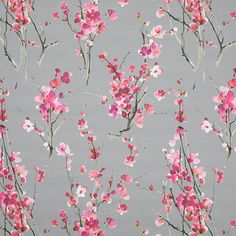 Buy Voyage Seville Blossom Curtain, Slate from our Made to Measure Curtains in 7 Days range at John Lewis. Free Delivery on orders over