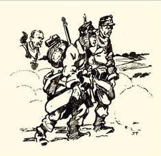 Illustrations, World War, Oriental, Art, Art Background, Illustration, Kunst, Performing Arts, Art Education Resources