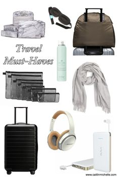 Travel must-haves travel packing travel packing list travel packing tips tr Carry On Essentials, Carry On Packing, Packing List For Travel, Packing Tips, Packing Cubes, Airplane Essentials, Travel Checklist, London Travel Guide, Travel Must Haves