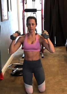 """This Full-Body Move From a Beachbody Trainer Will Either Scare You or Make You Say, """"Bring It!"""""""