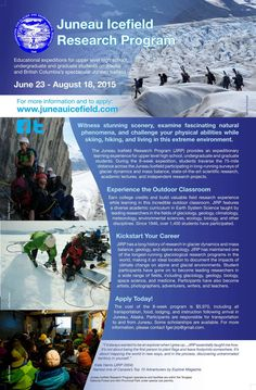 Juneau Icefield Research Program