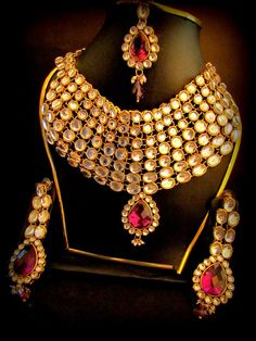 Kundan Designer Necklace Set