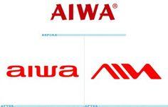 Mundo Das Marcas: AIWA