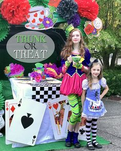 Trunk Or Treat Blog