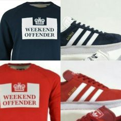 Weekend Offender x Adidas Originals Gazelle 2; But which colour combo?