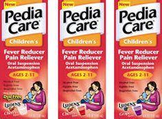 Free Sample: Children's Pediacare (Still Available)