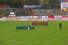 RaymondG @ Preußen Münster-Kickers Offenbach