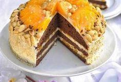 Čokoládový dort s broskvemi Tiramisu, Pie, Ethnic Recipes, Food, Torte, Cake, Fruit Cakes, Essen, Pies
