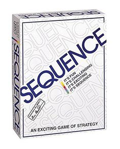 Sequence Game sequence puzzle board game fancy backgammon game intelligence multiplayer against table games. Best Family Board Games, Board Games For Kids, Family Games, Games To Play, Ship Games, Kids Board, Lego Minecraft, Vera Bradley, Sequence Game