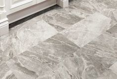 """12"""" x 24"""" Marino Grey High‑Definition Porcelain Tile from Home Depot $2.78"""