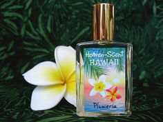 PLUMERIA PERFUME. Custom-Blended Roll-on Perfume. Made in Hawaii. 0.5 fl oz (15 ml).