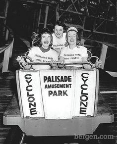 This where my love for roller coasters began.Palisades Amusement Park - 1898 to 1971 Palisades Amusement Park, Palisades Park, Jersey Girl, New Jersey, Cliffside Park, Penny Arcade, I Love La, Bergen County, Roller Coasters