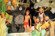 king louie jungle book costume - Google Search