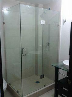 canceles de baño cristal templado ( cotizamos al momento )