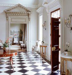 English estate. Suzanne Kasler.