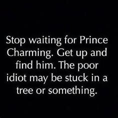 Hahaha I just saw this ! If he's that much of an idiot the tree can have him !