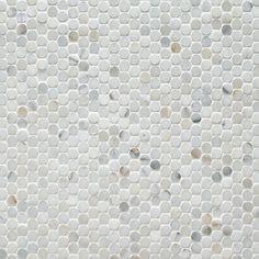 """Welcome to Artistic Tile  Studs Calacatta Gold Polished  12"""" x 12-1/3"""" x 3/8""""    Description:    A classic Italian polished milk white marble accented by soft grey and gold veining in a unique smaller size mosaic format."""