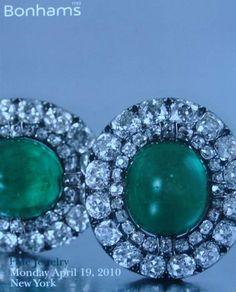 Bonhams - Fine Jewelry April 19, 2010