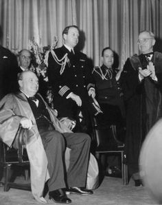 """Winston Churchill Delivers his """"Iron Curtain"""" Speech  On March 5, 1946, Winston Churchill spoke at Westminster College in Fulton, Missouri.  President Harry S. Truman introduced the former British Prime Minister who then delivered one of the most memorable speeches of the twentieth century."""