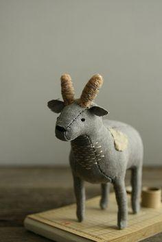 """Wandering Goat"" by evereskimo"