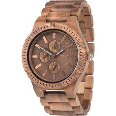 WeWood Kos Indian Rosewood Watch | Chocolate