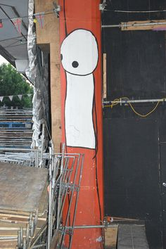Street Art-Stik