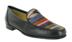 HB Hallow Ladies Slip On Moccasin Shoe - Robin Elt Shoes  http://www.robineltshoes.co.uk/store/search/brand/HB-Shoes/