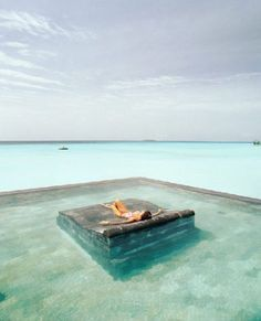 Pool in Pool  #places-to-discover