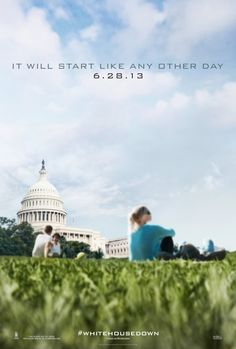 White House Down Teaser Poster 2