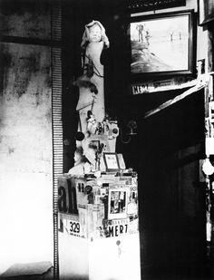 KURT SCHWITTERS, MERZ COLUMN, 1923