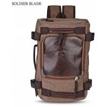 0cdadf39d450 SOLDIER BLADE Multifunction Unisex Travel Backpack Strong Outdoor Duffle  Bag -  35.49 Free Shipping