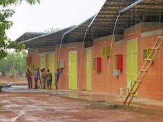 Klinik von Francis Kere in Burkina Faso