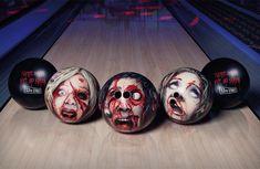 Zombie Bowling Balls!