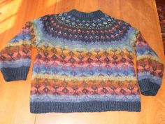 Ravelry: Design 13 - Pullover pattern by Steinunn Bergsteinsdóttir