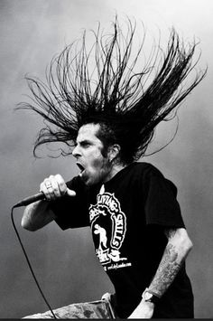Randy Blyth lead singer from the band Lamb of God