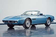 The aggressive shark-shaped nose on the Maserati Ghibli is enough to place it firmly on this list. Plus, the Maserati name earns it plenty of clout. Maserati Ghibli, Maserati Car, Ferrari, Lamborghini, Convertible, Maserati Quattroporte, Maserati Biturbo, Cabriolet, Car Images