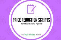 price reduction scripts