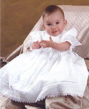 Infant Girls Victorian Christening Gown – Carousel Wear
