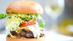 The Rockefeller Burger, The Rockefeller, LA - Great New Burgers to Try Around LA - Zagat