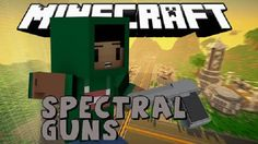 New post (Spectral Guns Mod 1.8) has been published on Spectral Guns Mod 1.8  -  Minecraft Resource Packs
