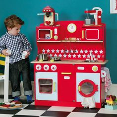 Super Star Play Kitchen - Play Kitchen Range - Toys & Gifts