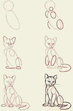 How to draw Cute Animals (11)