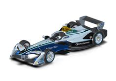 El audaz nuevo aspecto de los autos de la #FórmulaE