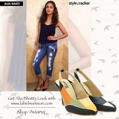Get Alia Bhatt's Look at www.labelmansion.com ... Shop for our shoe - 'Aviana' #labelmansion #shoes #shoponline #aliabhatt #kapoorandsons #bollywood #mumbai #celebrities #mumbai #cute #love #fashionista #fashion #girls #shoponline #india #labelmansion.com