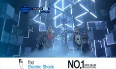 f(x) wins #1 + top 10 on this week's 'M! Countdown'