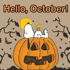 Hello, October!