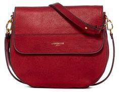 Liebeskind Berlin Postina Milano Leather Crossbody Bag