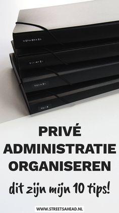 Organizing Paperwork, Organisation Hacks, Life Organization, Organising, Making Life Easier, Tidy Up, Budgeting Finances, Art Of Living, Getting Organized